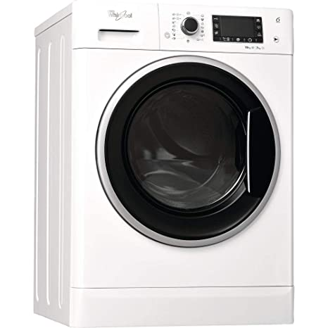 Whirlpool WWDP 10716 Independiente Carga frontal A Blanco lavadora ...