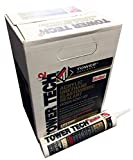 Tower Sealants TS-00130 10.1 fl-Ounce Tower Tech 2 Acrylic Urethane Sealant, Clear - Pack of 12