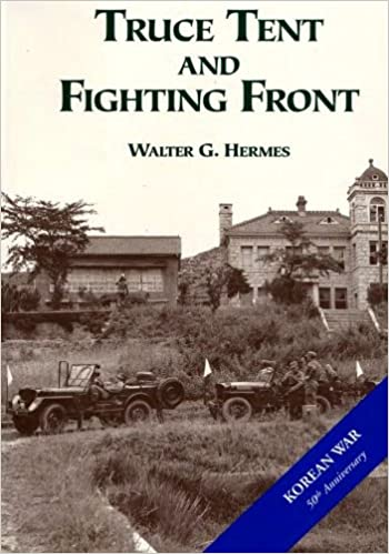 Book Truce Tent and Fighting Front (United States Army in the Korean War)