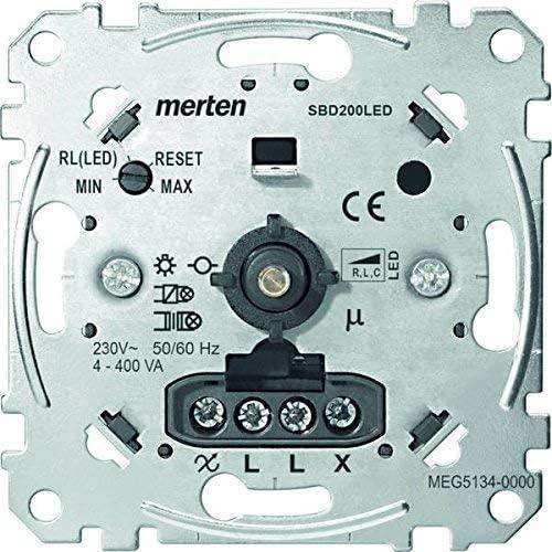 Merten  MEG 3116 Up  Aus//Wechselschalter  Up  mit Steckklemmen