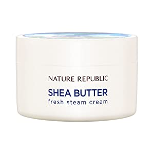 Nature Republic Shea Butter Steam Cream Fresh 100 ml / 3.38 fl. oz.