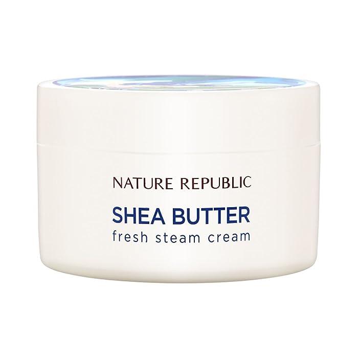 The Best Nature Republic Shea Butter Fresh Steam Cream