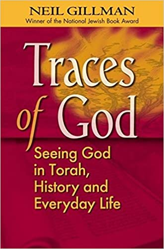 Traces Of God Hb: Seeing God in 'Torah', History and Everyday Life