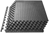 Best Exercise Mats - ProSource Puzzle Exercise Mat, EVA Foam Interlocking Tiles Review