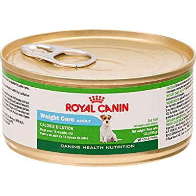 Royal Canin Weight Care Canine Health Nutrition Canned Adult Dog Food, Case of 24
