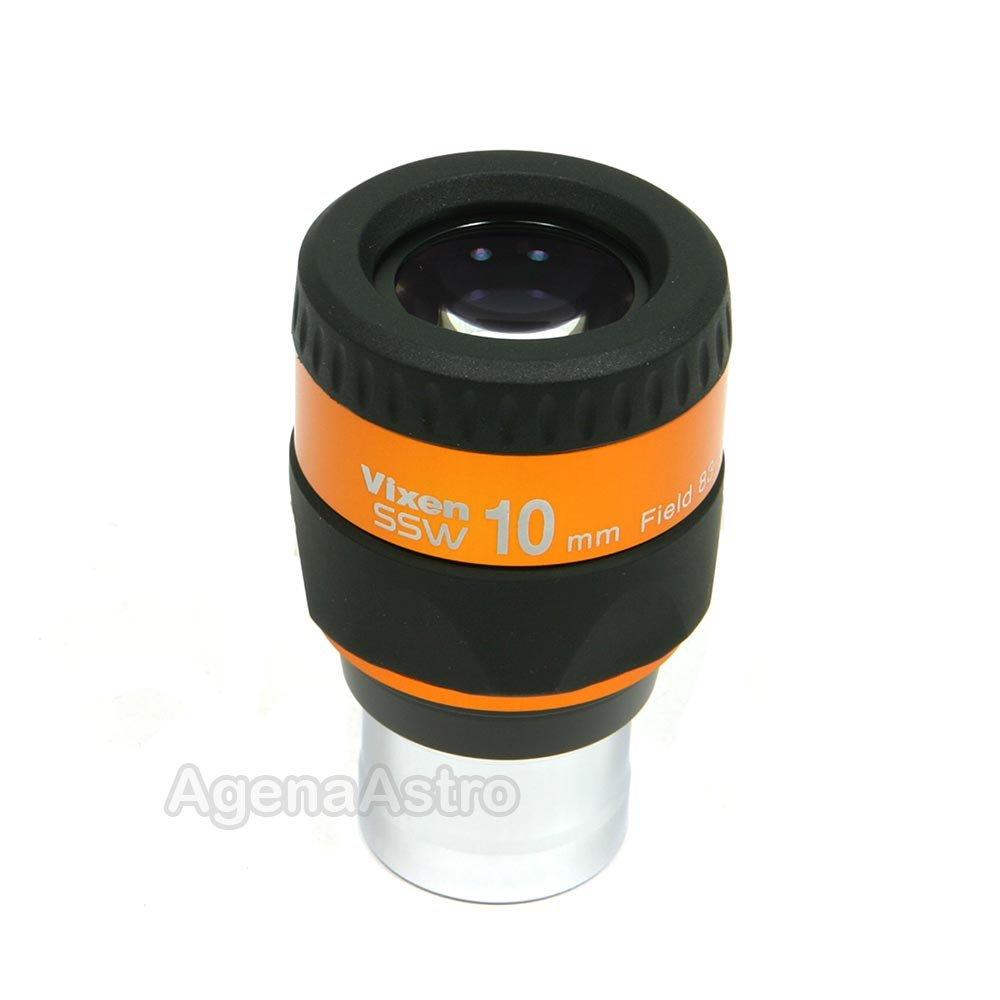 Vixen Optics 37124 SSW ED Ultra Wide 10mm Eyepiece (Orange) by Vixen Optics