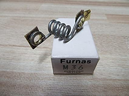 Furnas E-36 Heater Element Overload Relay
