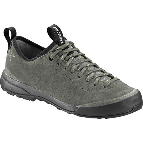 Arc'teryx Acrux SL Leather GTX Approach Shoe - Women's Castor Gray/Shadow, US 7.0/UK 5.5