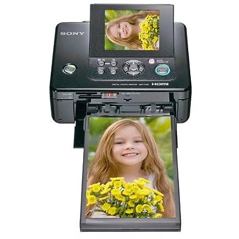Sony DPP-FP97 - Impresora fotográfica con Pantalla LCD de 3,5 ...