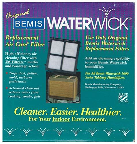 Bemis Waterwick Replacement Air Filter; No. 1050