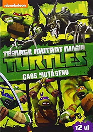 Amazon.com: Las Tortugas Ninja: Caos Mut??geno: Movies & TV