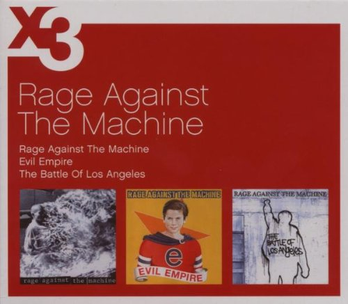 Music : Rage Against the Machine/Evil Empire/Battle of Los Angeles