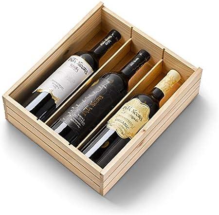 Pata Negra - Lote de 3 botellas, Rioja Reserva, Pata Negra Ribera Reserva y Pata Negra Ecológico, Pack de 3 botellas x 75 cl