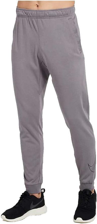 Nike - Pantalones de deporte para hombre - Gris - Small: Amazon.es: Ropa y accesorios