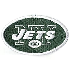 Official New York Jets Iron-On Team Jers...