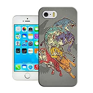 100% Brand New Hard Case Cover Customizable Figure Painting iphone 5/5s Cases