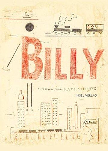 Billy: Ein Künstlerbuch
