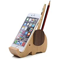 Future Wood Elephant Pen/Phone Holder