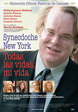 Amazon.com: Synecdoche, New York Movie Poster (27 x 40 ...