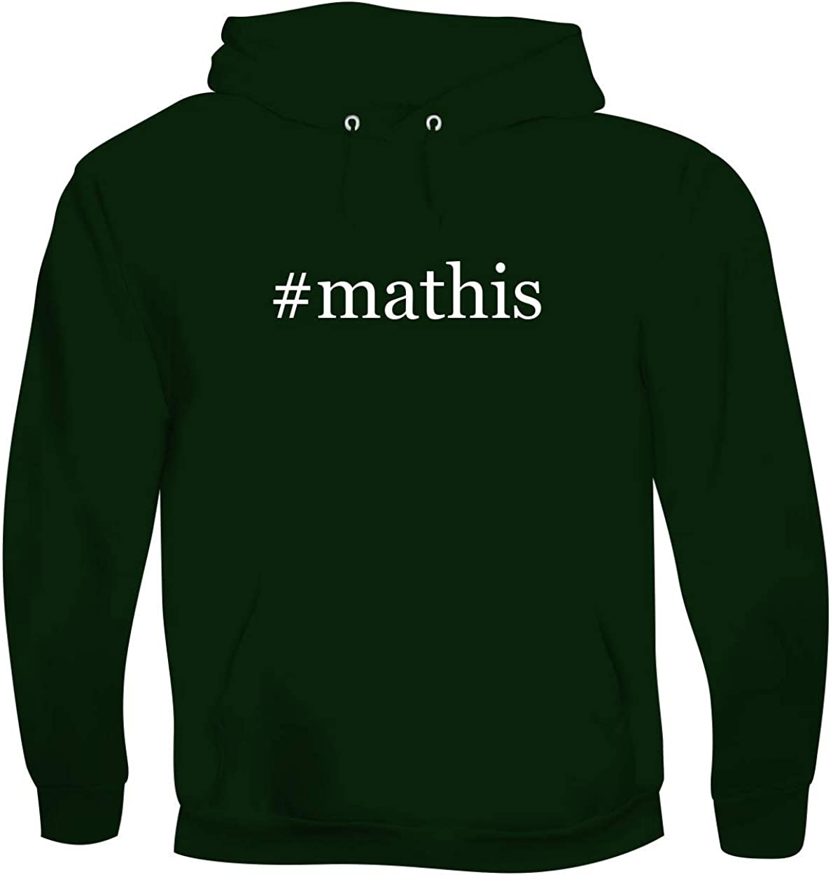 #Mathis - Men'S Hashtag Soft & Comfortable Hoodie Sweatshirt Pullover