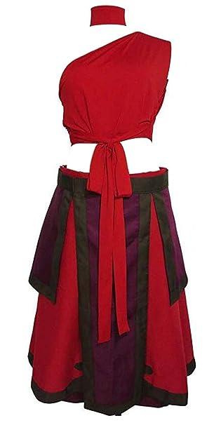 Amazon.com NSOKing Anime The Last Airbender Katara Dress
