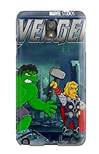 Rose Plumley XMQWTMJ13221oigrA Case Cover Skin For Galaxy Note 3 (avengers)