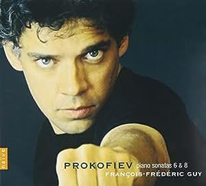 Prokofiev: Piano Sonatas Nos. 6 & 8