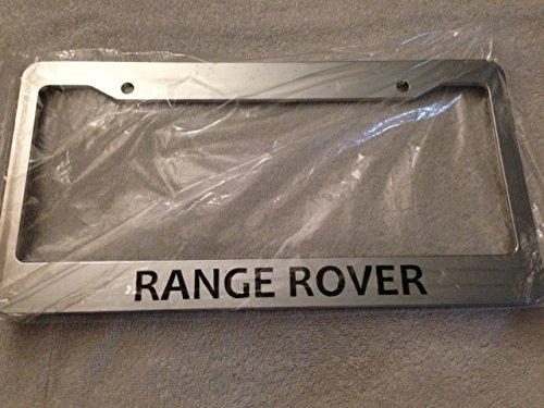 Range Rover Sport   Chrome Automotive License Plate Frame   Off Road Sport Discover