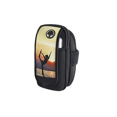 Hommes / Femmes Sac de poignet de fitness Running Traveling Hiking Ensemble de bras de téléphone portable_A3