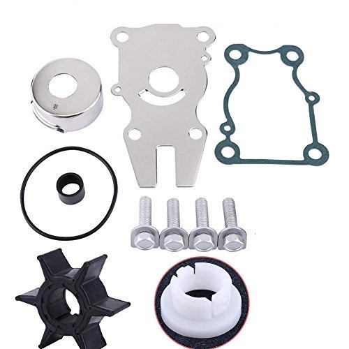 Yamaha IMPELLER F40 F50 F60 Water Pump Repair Kit 63D-W0078-01 40 50 60 HP