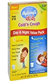 Cold Medicine for Kids Ages 2+ by Hylands, Cold and Cough 4 Kids, Day and Night Value Pack, Cough Syrup Medicine for Kids, Decongestant, Allergy and Common Cold Symptom Relief, 4 Fl Oz Each