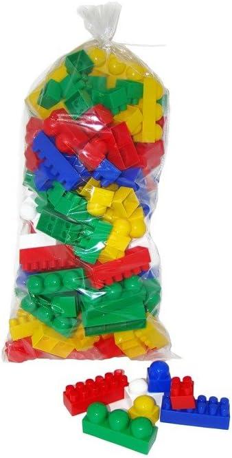 2X-Large, 45-Piece Polesie Polesie40091 Building Brick Toy