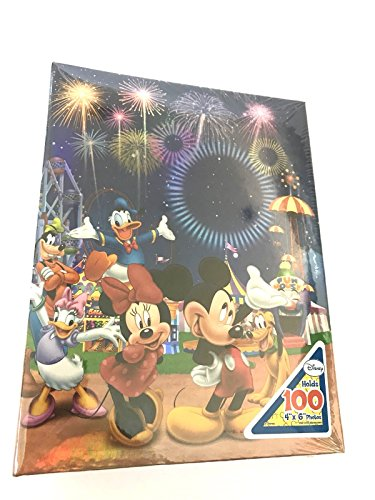 (Disney Mickey Mouse Gang Crew Photo Album 100 pictures 4 x 6)