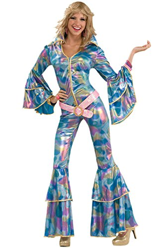 Mama's Boy Costume (70's Disco Mama Adult Costume - Medium/Large)