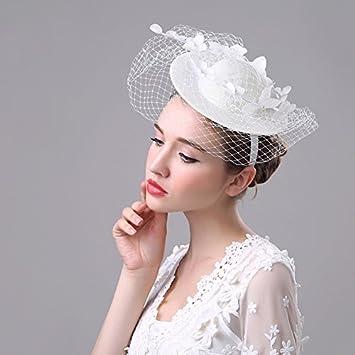 Qq Pillbox Hut Haar Klipp Cocktail Hochzeits Hut Braut Kopfschmuck