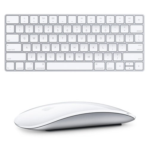Apple Magic Keyboard & Apple Magic Mouse 2 Bundle