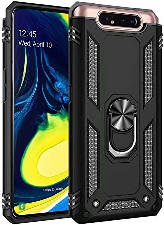 Antichoc Coque Samsung Galaxy J6 2018 Coque Armure Béquille Cover avec Support