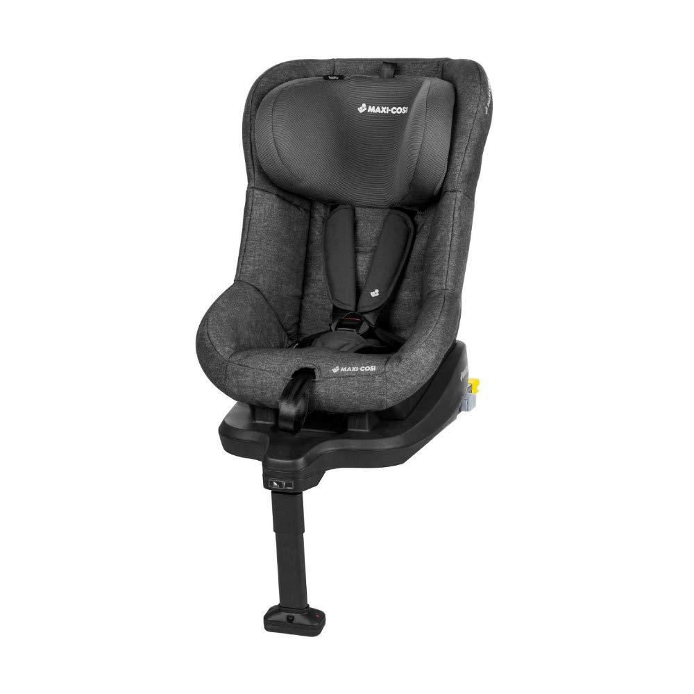 9 Months-4 Years Maxi-Cosi TobiFix Toddler Car Seat Group 1 Forward-Facing ISOFIX Car Seat Nomad Grey 9-18 kg