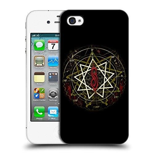 Official Slipknot Waves Key Art Hard Back Case for Apple iPhone 4 / 4S