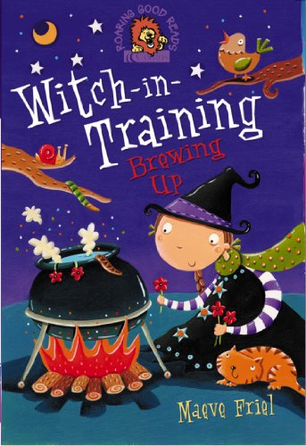 Brewing Up (Witch-in-Training, Book 4) -