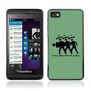 YOYOSHOP [Funny Mexicans Illustration] Blackberry Z10 Case