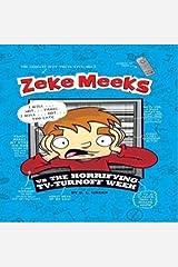 Zeke Meeks Vs the Horrifying TV Tur Paperback