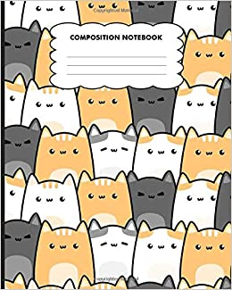 Composition Notebook Back To School Primary Composition