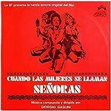 Giorgio Gaslini - Cuando Las Mujeres Se Llaman Señoras (Banda Sonora Original) - Diresa - DLP 1040