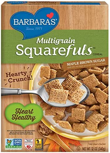 Breakfast Cereal: Barbara's Multigrain Squarefuls