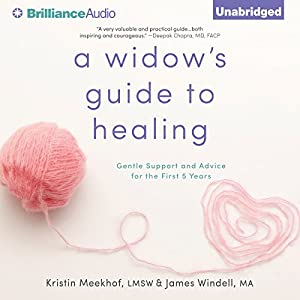 A Widow's Guide to Healing Audiobook