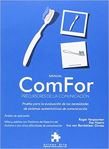 MANUAL COMFOR. PRECURSORES DE LA COMUNICACION: 9788494032233: Amazon.com: Books
