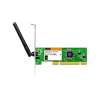 Tarjeta wifi pci interna 150mbps wireless PCI adapter tenda ...