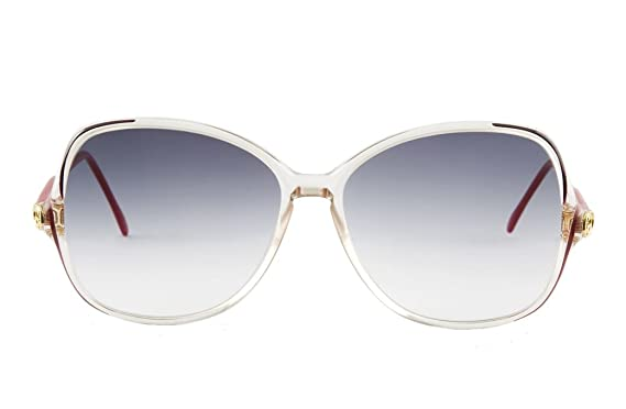 de51402a2eb Image Unavailable. Image not available for. Colour  Gucci 70 s chic - Hot  Pink square acetate frame sunglasses Women ...