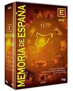 Memoria De España - La Colección Completa [DVD]: Amazon.es: Adolfo Dufour, José Simó, Juan Carlos Gonzalez, Teresa Mora: Cine y Series TV
